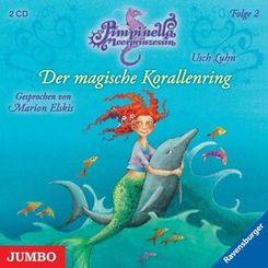 Der magische Korallenring, 2 Audio-CDs