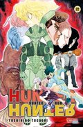 Hunter X Hunter - Bd.22