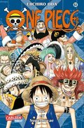 One Piece - Die elf Supernovae