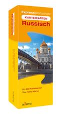 Expresswortschatz Russisch, Karteikarten in Lernbox