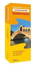 Expresswortschatz Italienisch, Karteikarten in Lernbox