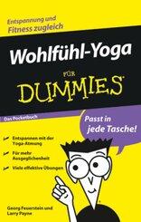 Wohlfühl-Yoga für Dummies