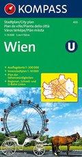 Kompass Stadtplan Wien