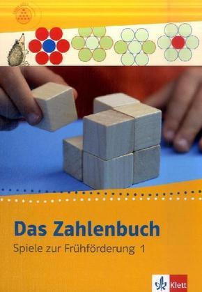 Das Zahlenbuch, Frühförderung: Spiele zur Frühförderung - Bd.1