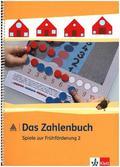 Das Zahlenbuch, Frühförderung: Spiele zur Frühförderung - Bd.2