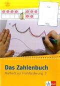 Das Zahlenbuch, Frühförderung: Malheft - Bd.2