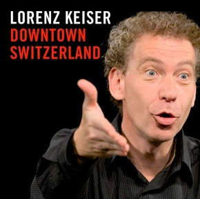 Downtown Switzerland, Audio-CD