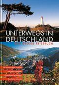KUNTH Bildband Unterwegs in Deutschland