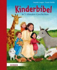 Kinderbibel in 5-Minuten Geschichten