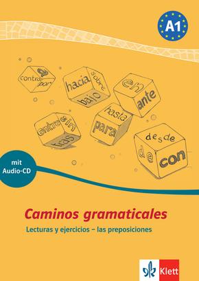 Caminos gramaticales A1, m. Audio-CD