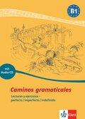 Caminos gramaticales B1, m. Audio-CD