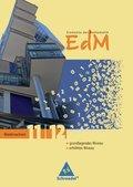 Elemente der Mathematik SII, Ausgabe 2009 für Niedersachsen: Schülerband 11/12. Grundlegendes und erhöhtes Niveau