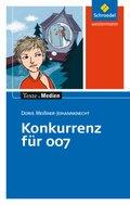 Konkurrenz für 007, Textausgabe mit Materialien