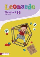 Leonardo, Ausgabe 2009: 2. Schuljahr, Arbeitsheft; Bd.2