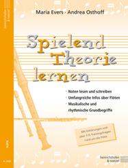 Spielend Theorie lernen, für Flöte