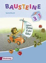 Bausteine Sprachbuch, Ausgabe 2008: 3. Schuljahr, Ausgabe Brandenburg, Berlin, Bremen, Hamburg, Mecklenburg-Vorpommern, Niedersachsen, Nordrhein-Westfalen,