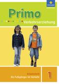 Primo Verkehrserziehung, Ausgabe 2008: 1. Schuljahr, Als Fußgänger im Verkehr