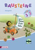 Bausteine Übungshefte, Ausgabe 2008: 3. Schuljahr, Übungsheft, m. CD-ROM