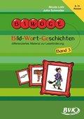Bild-Wort-Geschichten - Bd.3