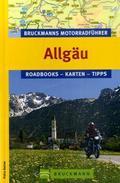Allgäu   ; Motorrad Guide & Roadbook; Deutsch; , 100 farb. Abb. -