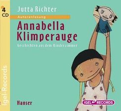 Annabella Klimperauge, 4 Audio-CDs