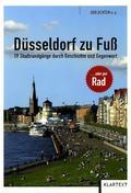Düsseldorf zu Fuß oder per Rad