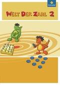 Welt der Zahl, Ausgabe 2009 Nordrhein-Westfalen: 2. Schuljahr, Schülerband