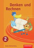 Denken und Rechnen, Grundschule Baden-Württemberg, Ausgabe 2009: 2. Schuljahr, Schülerband