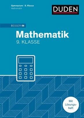 Besser in Mathematik, Gymnasium; 9. Klasse