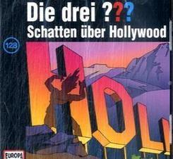 Die drei Fragezeichen - Schatten über Hollywood, 1 Audio-CD