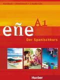 eñe - Der Spanischkurs: Niveau A1, Kursbuch + Arbeitsbuch, m. 2 Audio-CDs (Schulbuchausgabe)