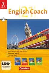 English G 21 (Lernsoftware): 7. Klasse English Coach, 1 DVD-ROM