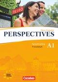 Perspectives, Neue Ausgabe: Sprachtraining; Bd.A1