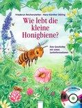 Wie lebt die kleine Honigbiene?, m. Audio-CD