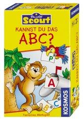 Scout Lernspiele (Spiele): Kannst du das ABC? (Kinderspiel)