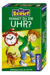 Scout Lernspiele (Spiele): Kennst du die Uhr? (Kinderspiel)