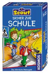 Scout Lernspiele (Spiele): Sicher zur Schule (Kinderspiel)