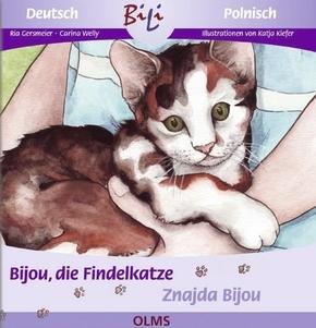 Bijou, die Findelkatze - Znajda Bijou