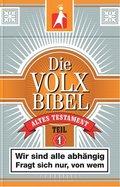Die Volxbibel, Altes Testament, Motiv Zigarettenschachtel - Bd.1