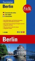 Falk Plan Berlin, Touristplan
