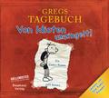 Gregs Tagebuch - Von Idioten umzingelt, 1 Audio-CD
