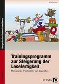 Trainingsprogramm zur Steigerung der Lesefertigkeit