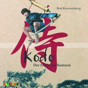 Kodo, Der Fluch des Samurai, 2 Audio-CDs