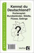 Kennst du Deutschland? (Kartenspiel)