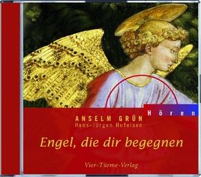 Engel, die dir begegnen, 1 Audio-CD
