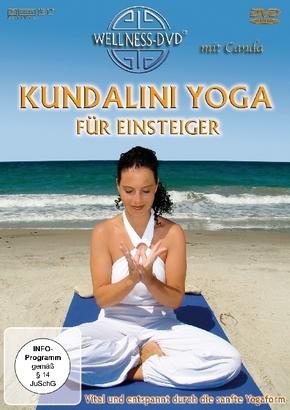 Kundalini Yoga für Einsteiger, 1 DVD