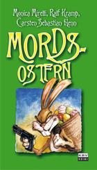Mords-Ostern, m. Osterhasen-Seife im Organzabeutel