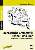 Französische Grammatik schnell und klar - Bd.1