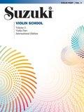Suzuki Violin School, Violin Part, Revised Edition - Vol.3