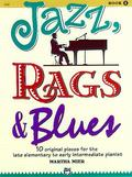 Jazz, Rags & Blues, for piano - Vol.1